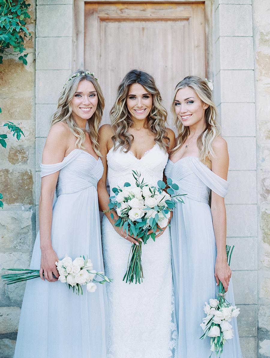 212c577da2b A139 Off the Shoulder A Line Long Chiffon Bridesmaid Dress