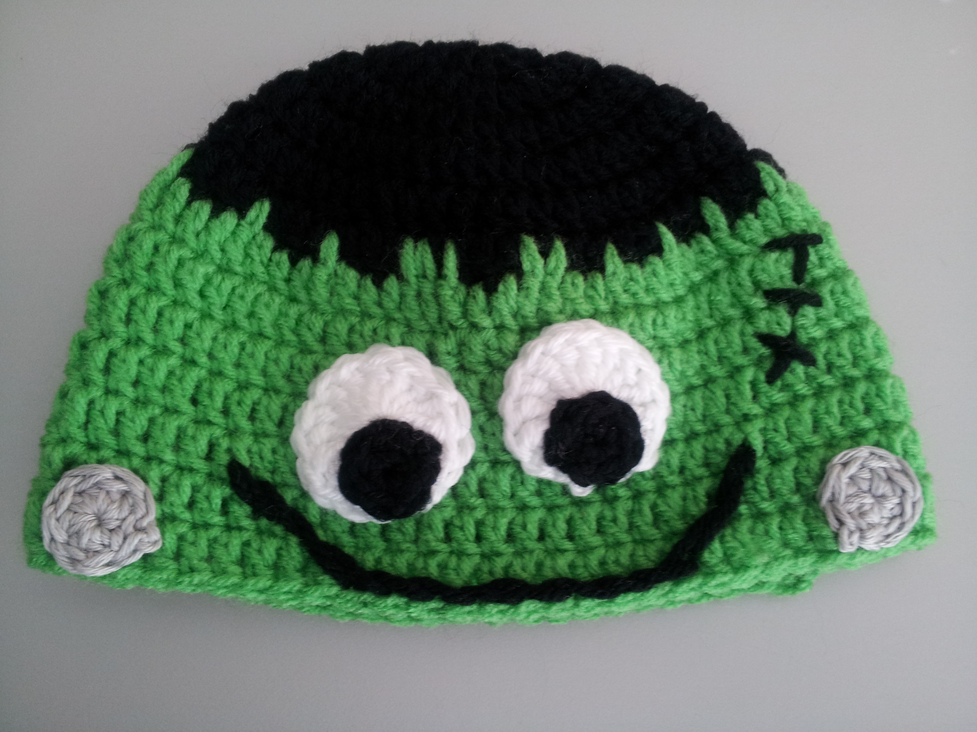 b7891b0d084 Monster Beanie Hat · Needles and Stitches · Online Store Powered by ...