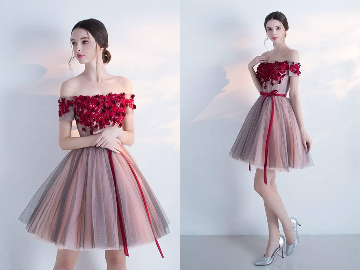Red Beautiful Dresses