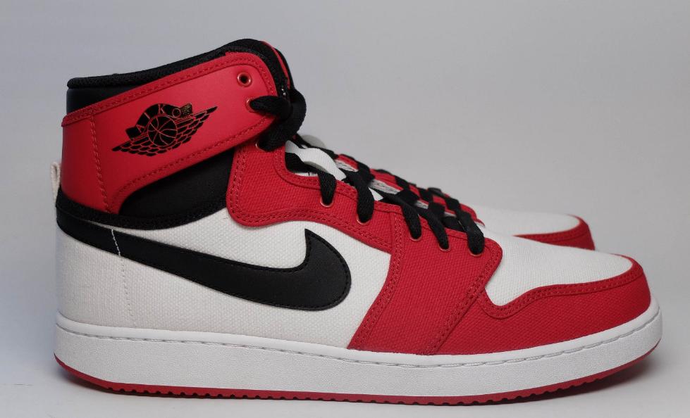 Gym Red 1 High Ko Aj1 Black White Og Air Jordan Chicago vwnNm80O