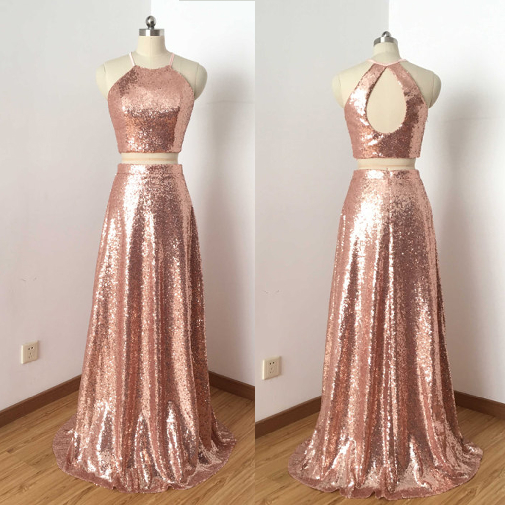 15+ Rose Gold Dress Two Piece Background
