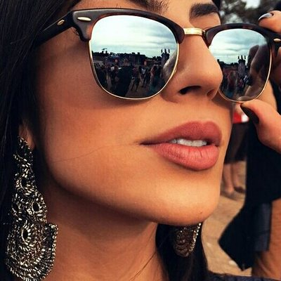 fc655dc41ba Classic vintage polarized sunglasses women brand designer sun glasses
