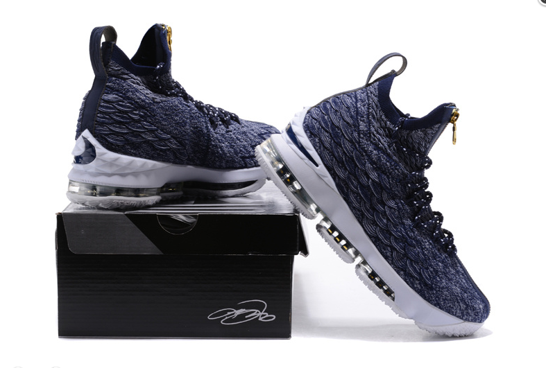 cfedace58e16 Cheap 20nike 20lebron 2015 20zip 20navy 20blue 20white gold 20for 20sale4  small