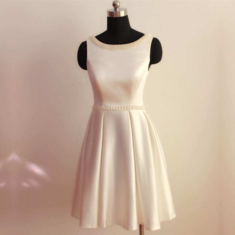 Short Mini Wedding Dress,vintage Wedding Gowns,destination