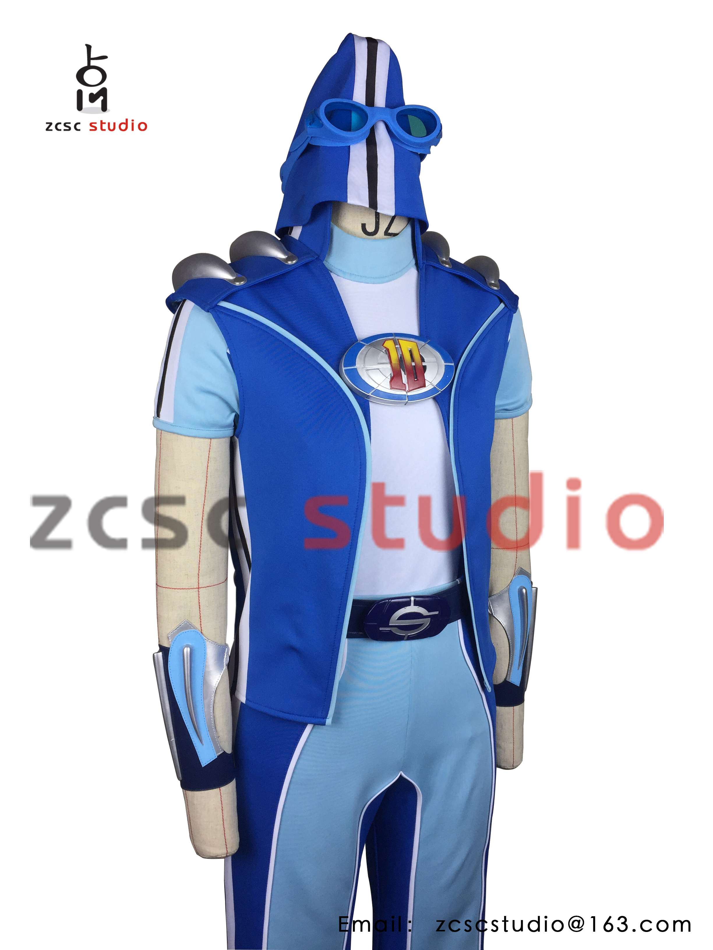 SPORTACUS Costume Child Toddler Size 3T-4T LAZY TOWN | eBay. Sportacus  Lazytown Cosplay Adults