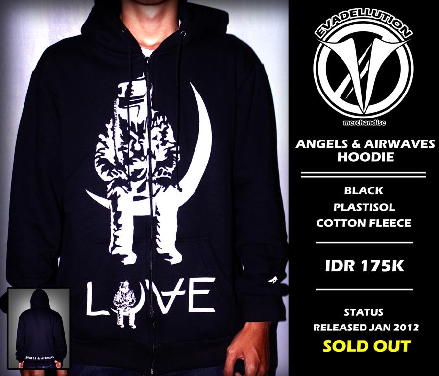 Angels and airwaves hoodie