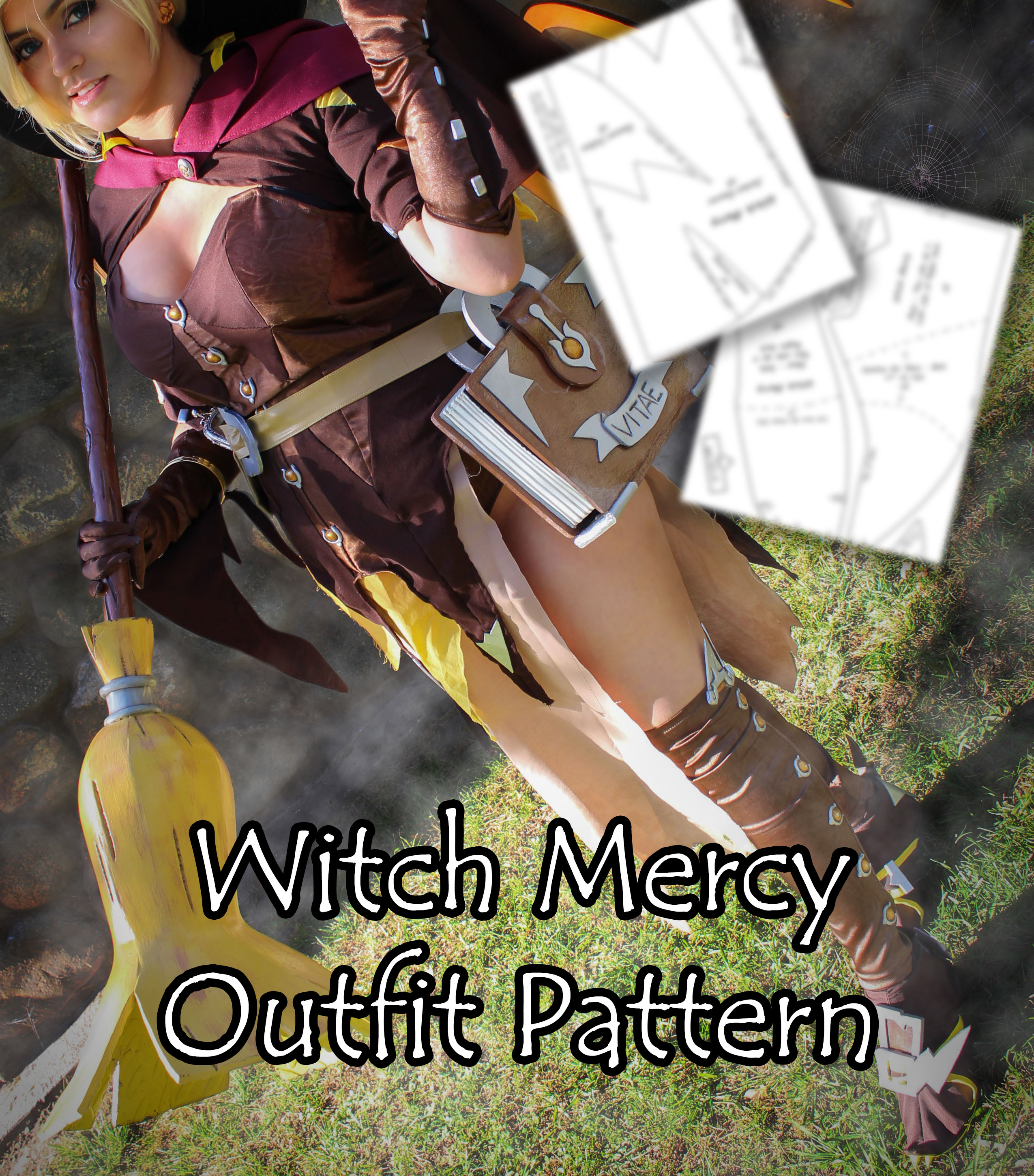 Witch Costume Pattern New Ideas