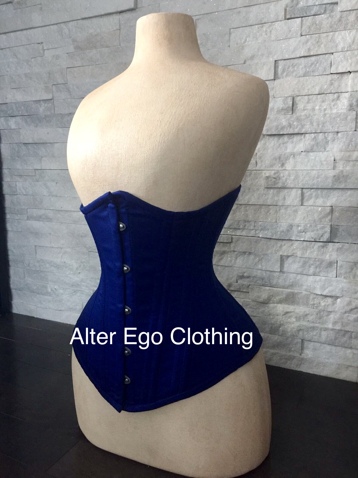 40b2cf30c The Royalty Blue Waist Trainer · Alter Ego Clothing · Online Store ...