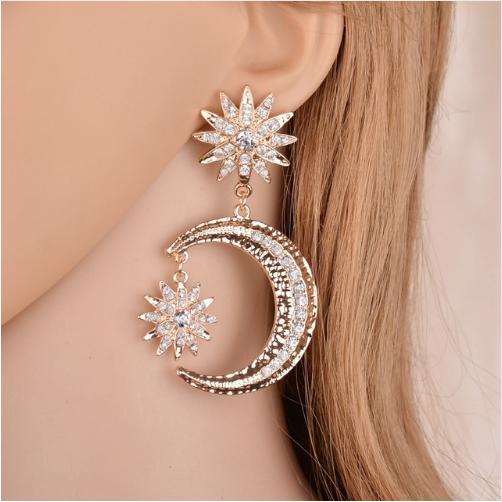 Image result for trendy earrings