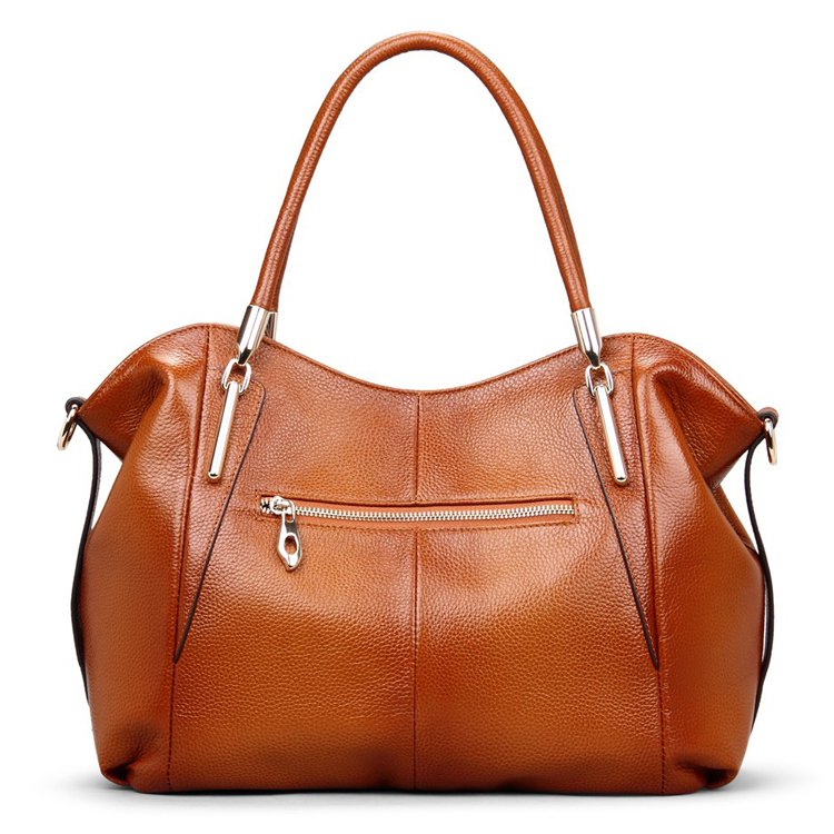 f1aa633bfbee Full Grain Leather Handbags for Women Large Designer Ladies Shoulder Bag  SL9303 - Thumbnail 1 ...