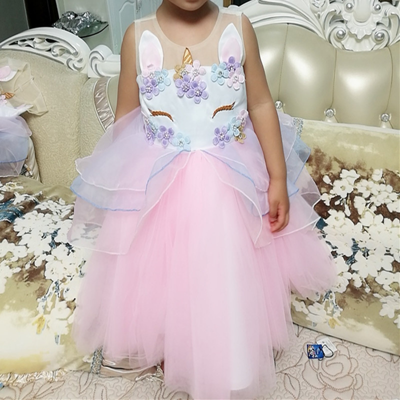 Unicorn dress, baby unicorn dress, girls unicorn dress, unicorn ...