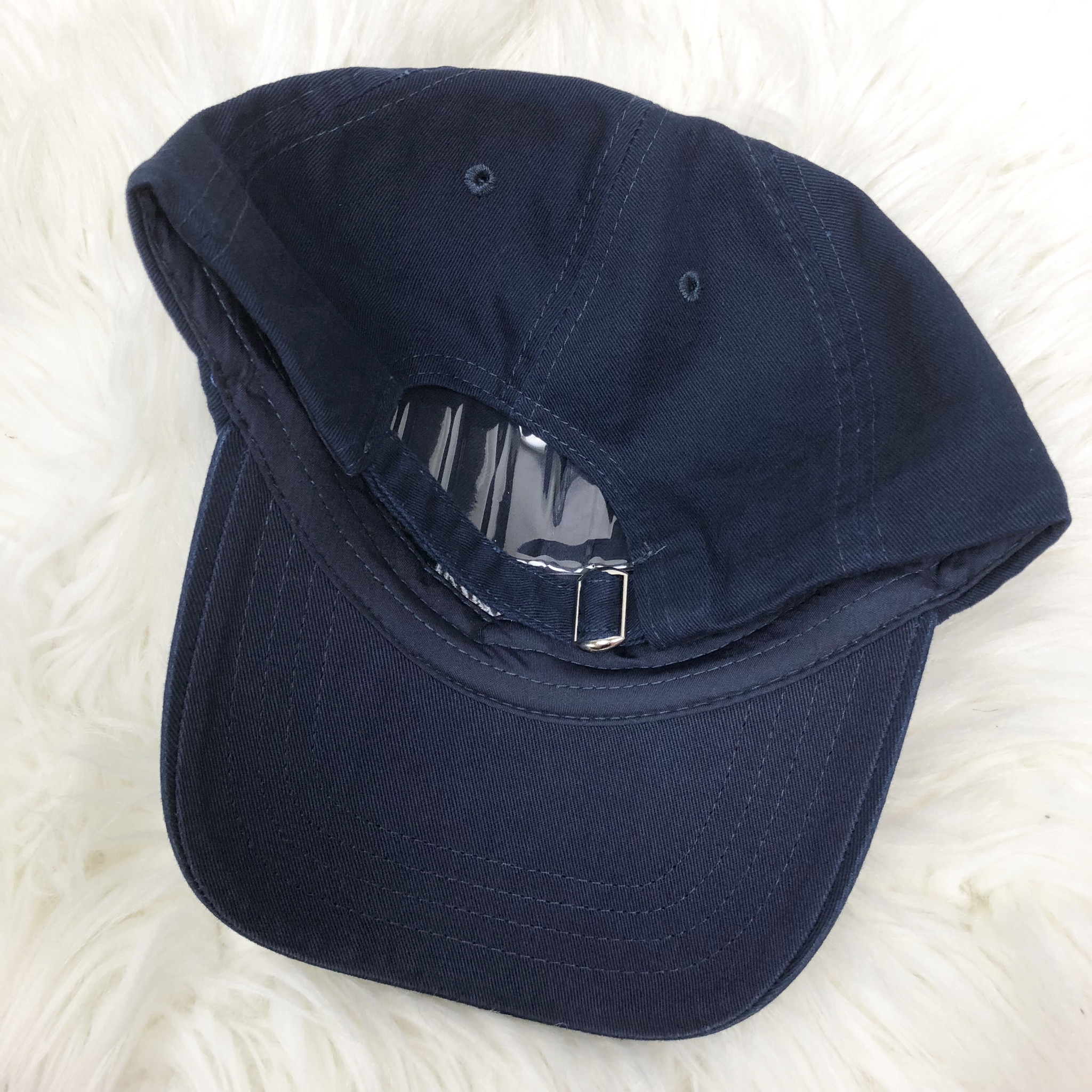 Navy Blue Bad Hair Day Baseball Hat on Storenvy 59834f99eb3