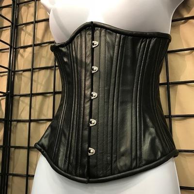 31f9aac9c Leather Corset - Underbust · Milton s Emporium · Online Store ...