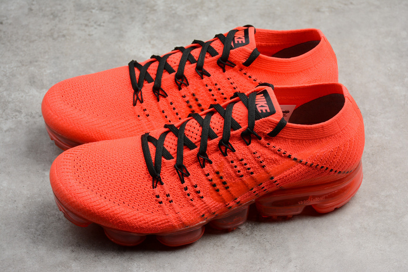 a431727a584 Nike Air VaporMax Flyknit FK   CLOT Men s Running Shoes Red on Storenvy
