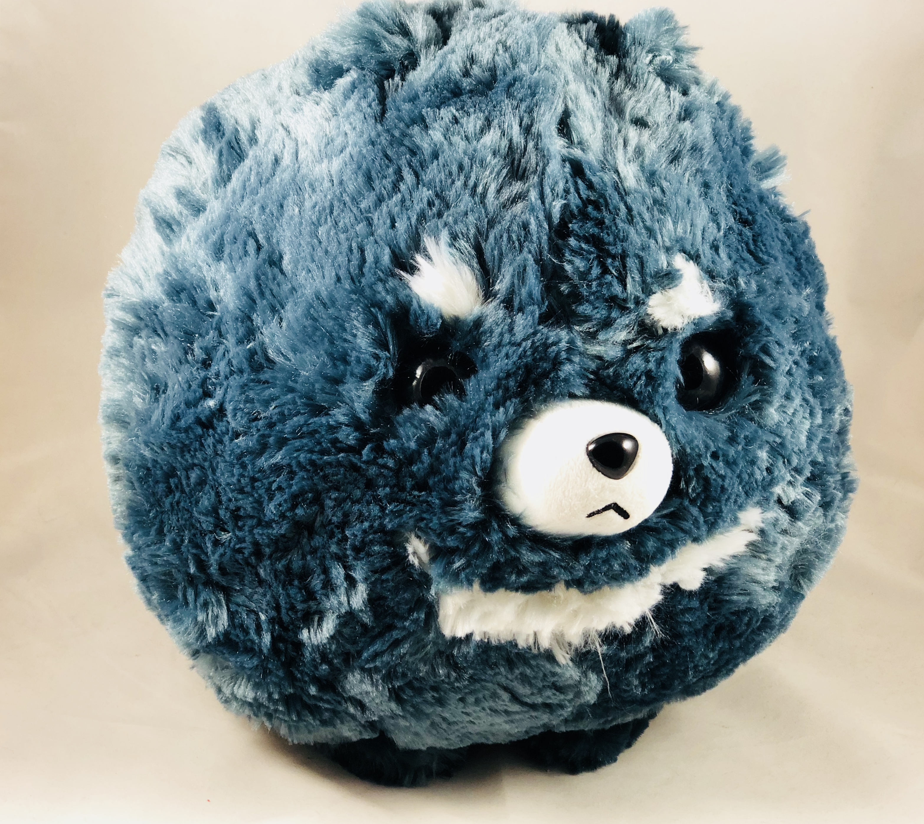 Hay Hay Chicken Stuffed Animal, Pometan Amuse Super Big Fluffy Plush Sold By The Crystal Crow On Storenvy