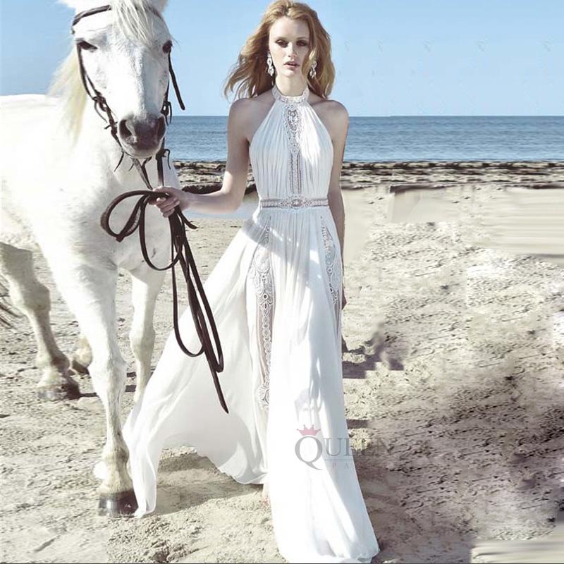 beach vacation white beach dress