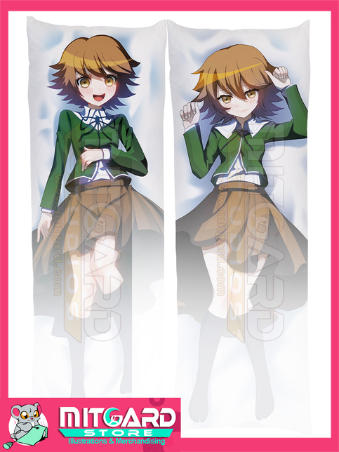 Danganronpa Chihiro Fujisaki Dakimakura Body Pillow Hugging Case Anime On Storenvy