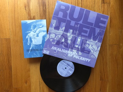 Rule Them All 'An Alignment Of Polarity' EP