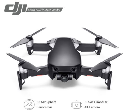 e0c5e7ea540 DJI Mavic Air/Mavic Air Fly More Combo mini RC Quadcopter with 3-Axis