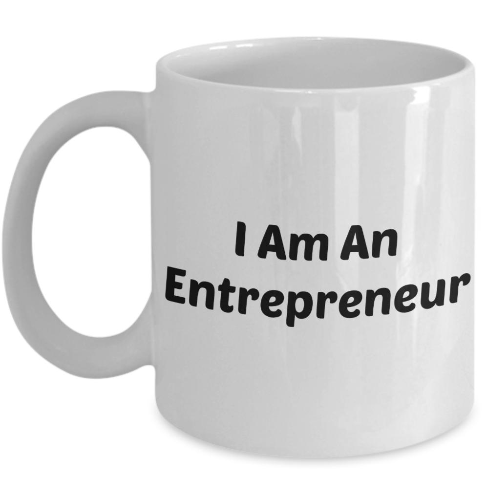 business owner mug i am an entrepreneur humor funny novelty