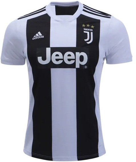 innovative design 01af0 aa19b Custom Juventus Home Men Soccer Jersey 2018/19 Stadium Shirt White from  Mexibro