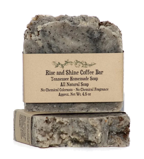 Rise And Shine Coffee Bar · Tennessee Homemade Soap