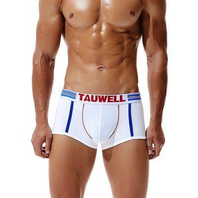 dc1c901fe141 Breathable low rise cotton blend underwear men's sexy boxer briefs  underpants panties