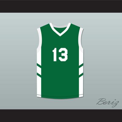 Doug christie 13 green basketball jersey dennis rodman s big bang in  pyongyang - Thumbnail 2 7ca91d530