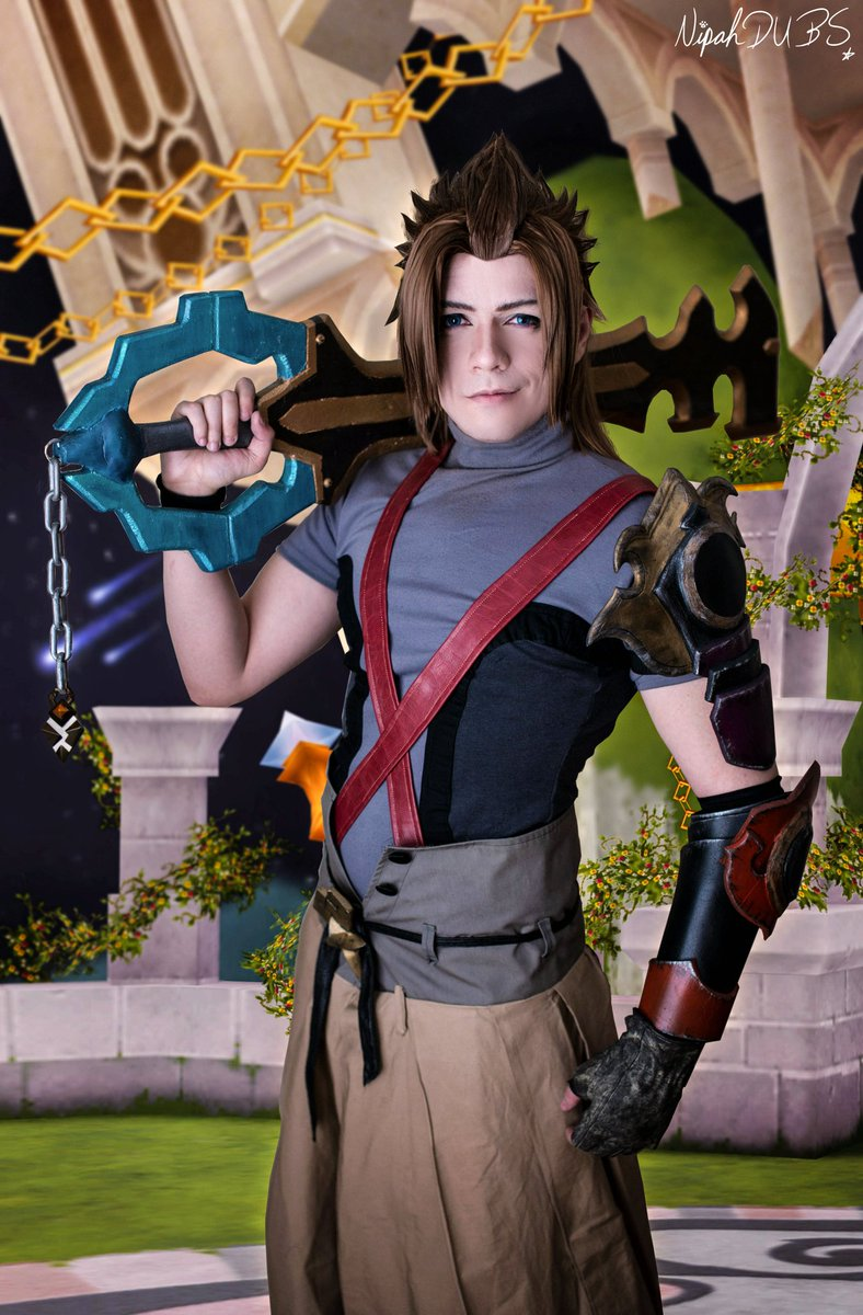 Terra Kingdom Hearts Print Nipahdubs Online Store Powered By