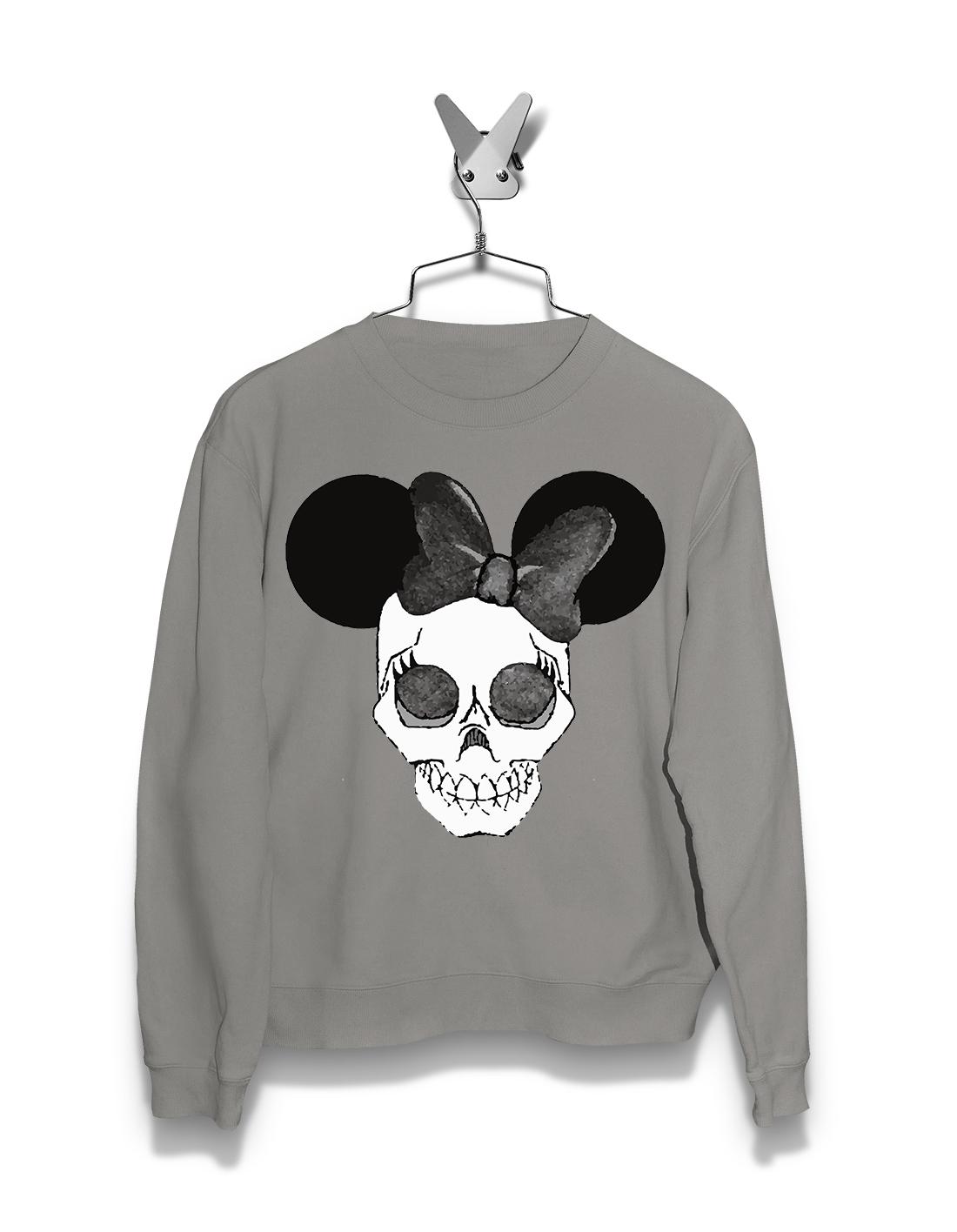 Hoodie Skull Mini Minnie Mouse Sweatshirt Man Failfake Online