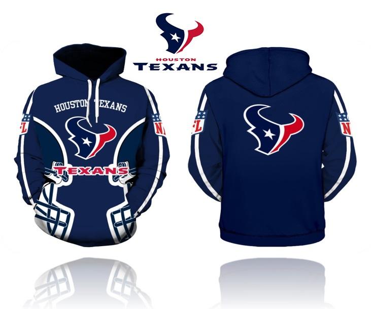 Houston Texans NFL Football Hoodie Team Sweatshirts Fan  for sale