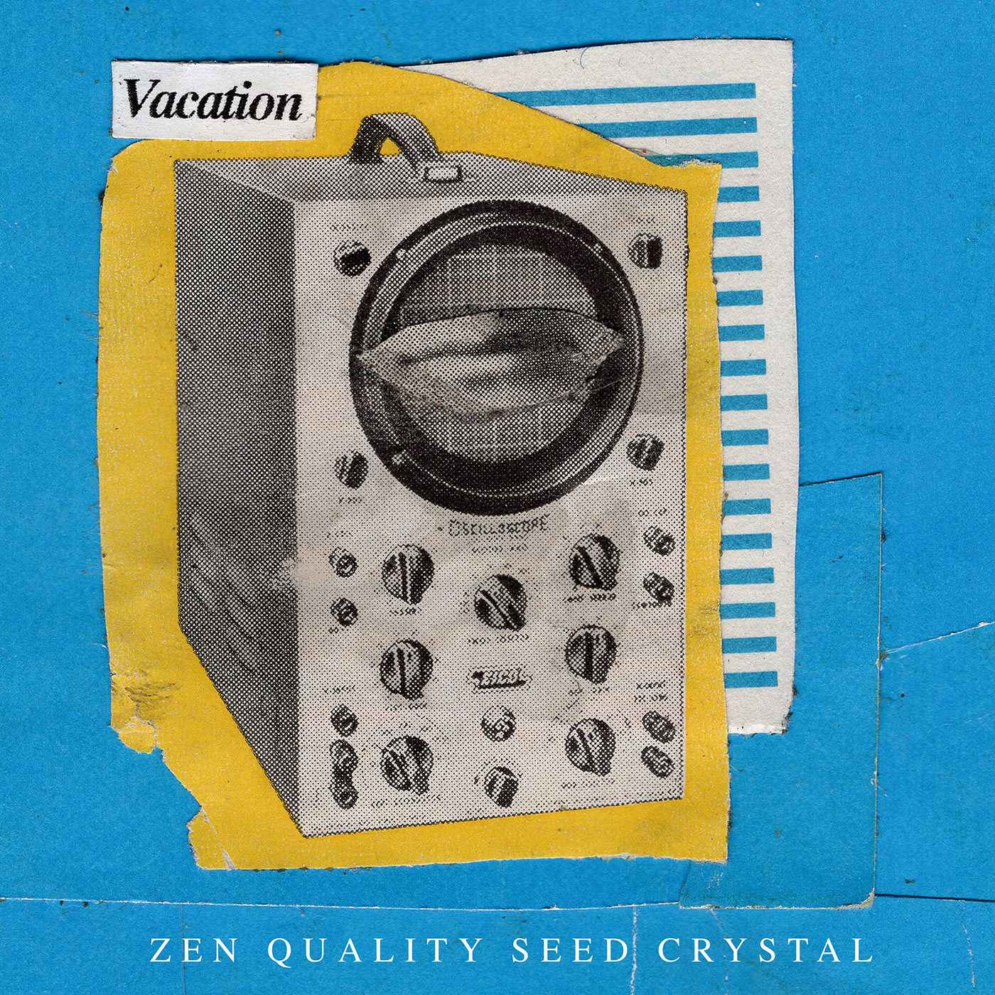 """Salinas Records   Vacation """"Zen Quality Seed Crystal"""" 12 ..."""