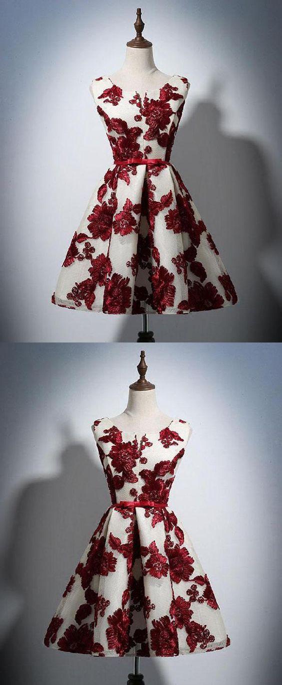 1f268c9c23413 Outlet Vogue Cute Prom Dresses, Prom Dresses Short,F0446 ...
