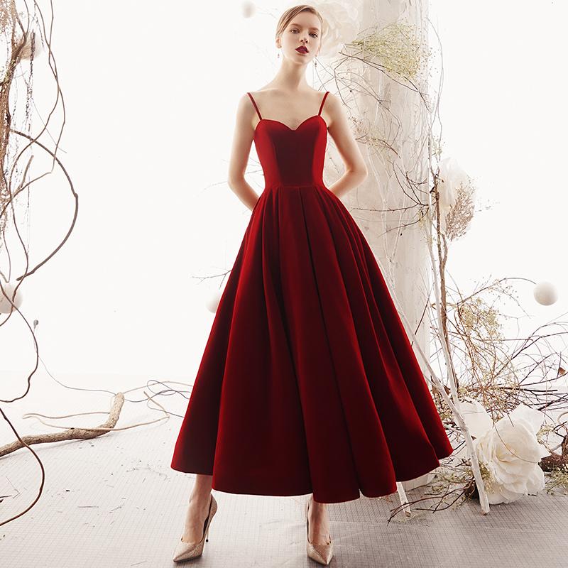 d48ddeb0f73 Burgundy sweetheart neck short prom dress