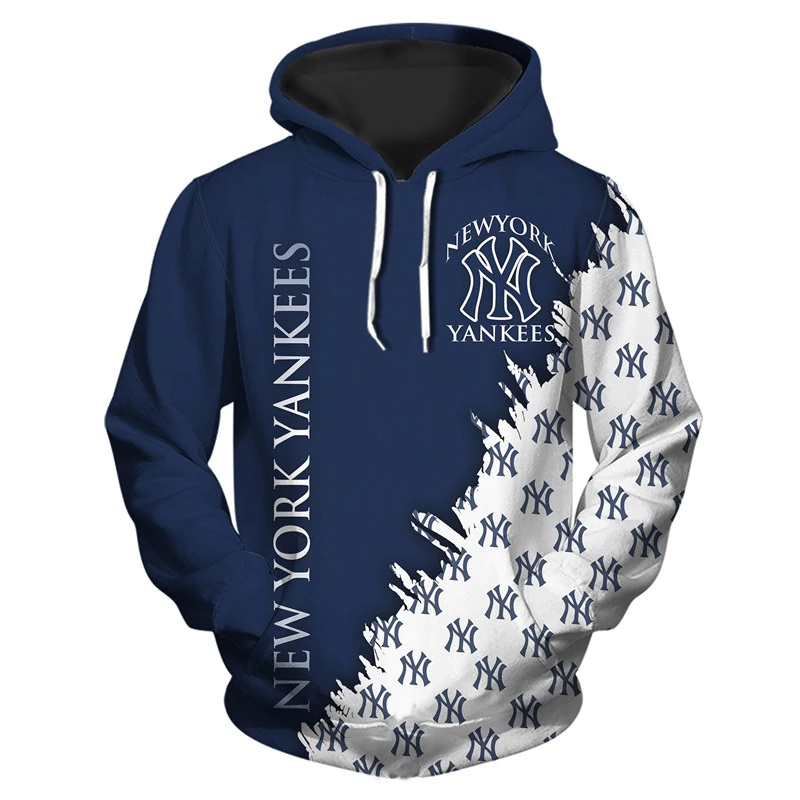timeless design e0b8c ba71f yankees-hoodie