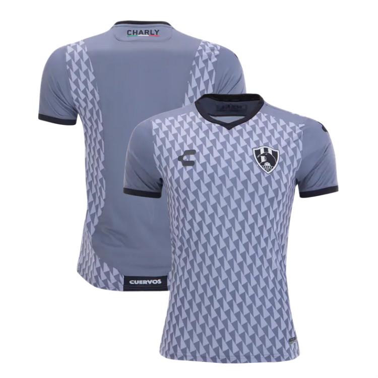 4655da4d4fd Club de Cuervos 2019 Away Jersey MX Liga Men's Stadium Shirt Soccer ...