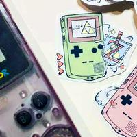 Nintendo Stickers Set ( 4 uni) from Inezai