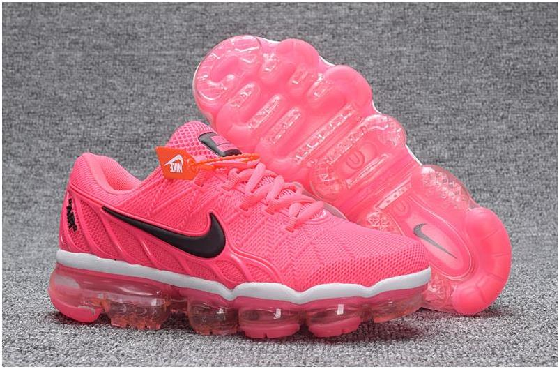 save off 1e1e8 6d734 Cheap Nike Air Max 2018 Leather Pink Black Womens UP To 60% OFF from  BELLDRESS