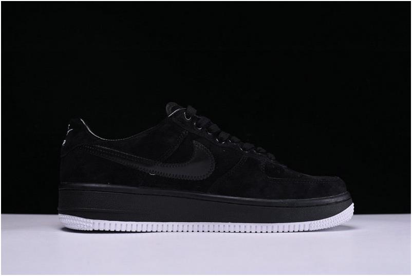 premium selection cba74 6e6c1 The Lastest Footwear Virgil Abloh OFF WHITE x Nike Air Force 1 Low Black  Suede Basketball Shoe Factory Outlet from BELLDRESS
