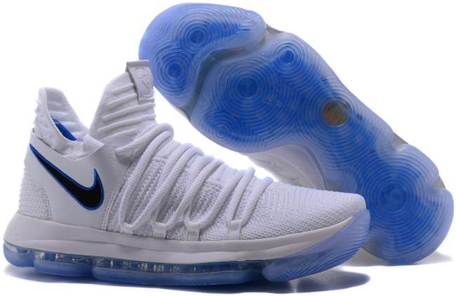 cheaper c1d77 2a6c1 Nike KD 10 Finals PE Blue Gold For Sale from BELLDRESS
