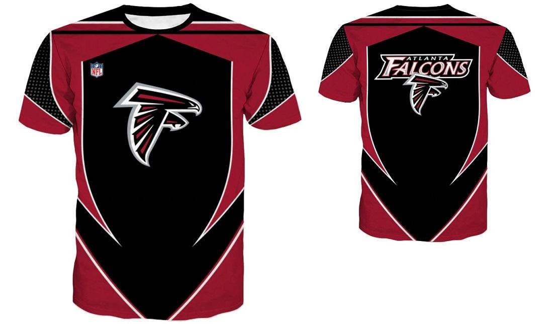 Atlanta Falcons NFL Football Shirt New Season on Storenvy