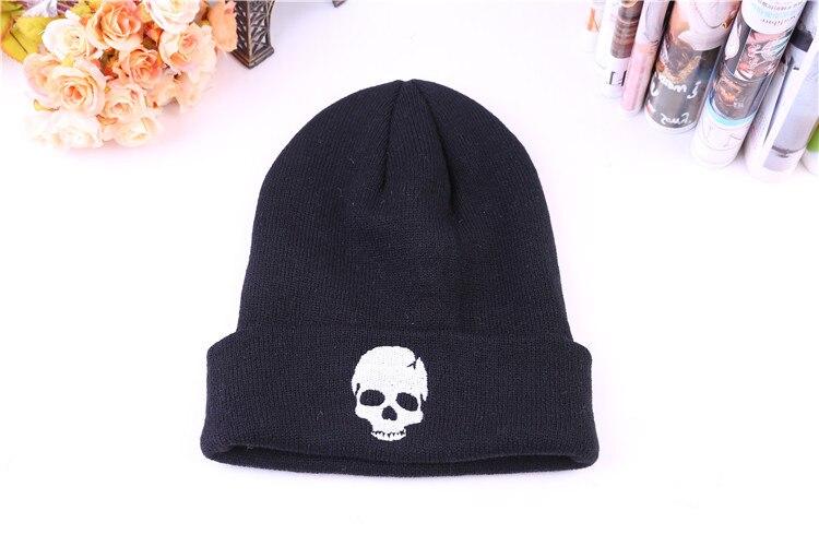 a74adfb1a645eb Hats Knit Warm Caps Bonnet 2016 Hat Beanie Winter Men Skull Ski ...