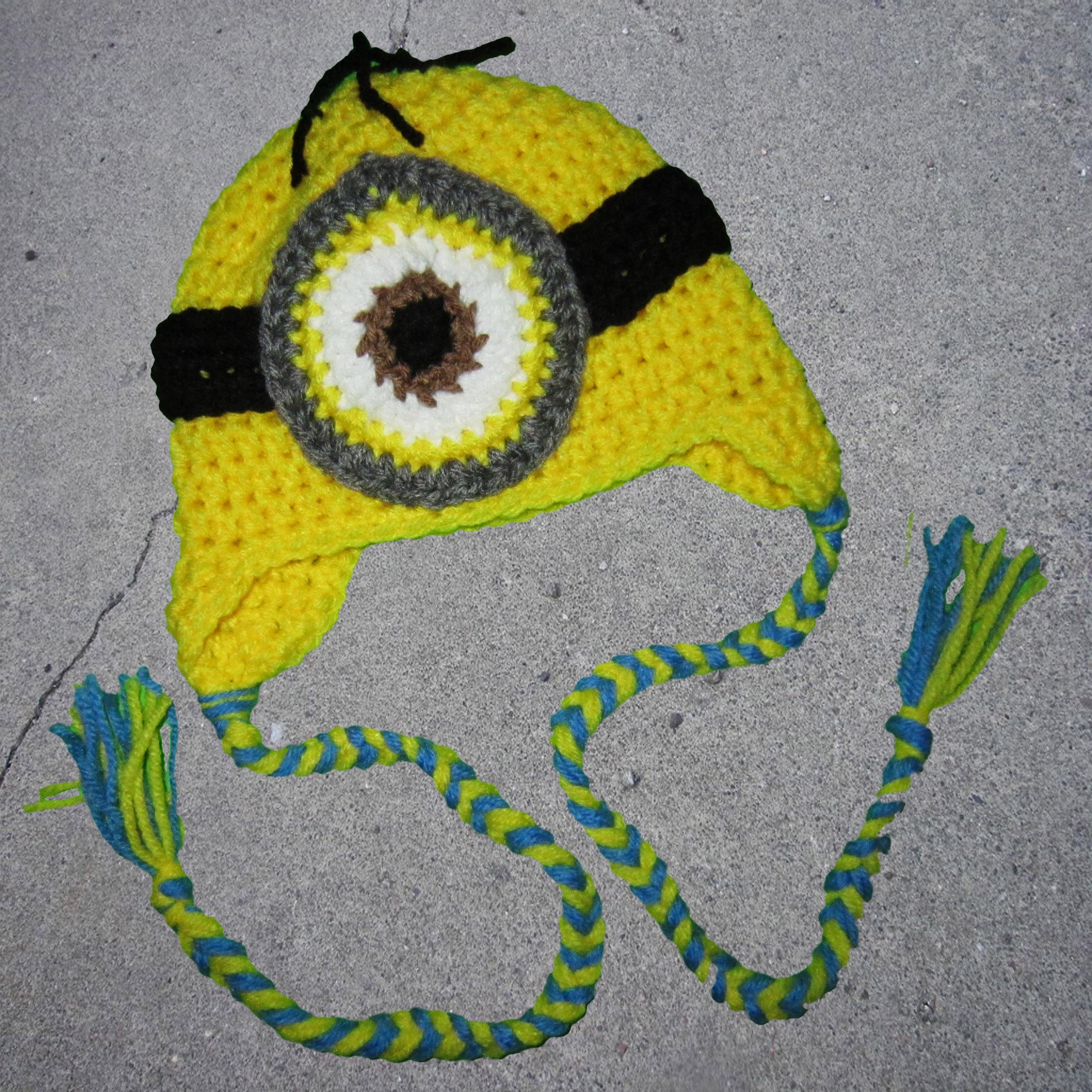 Minion Hat On Storenvy