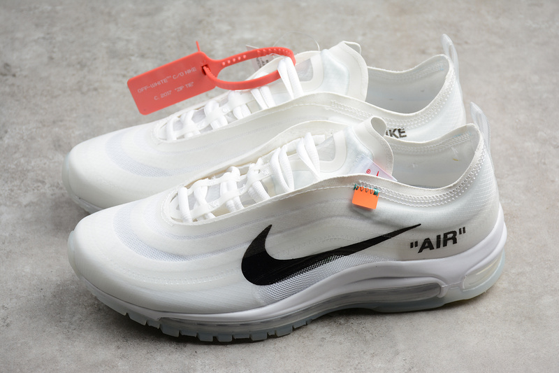 Off White X Nike The 10 Air Max 97 OG Running Shoes sold by ivicente