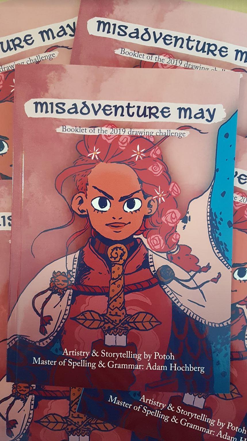 Misadventure May 2019 Booklet