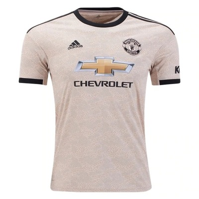 promo code 2b42c 72876 Manchester United Away Soccer Jersey 2019/20 Men's Pink Soccer Stadium  Shirt Fashion Streetwear from HoHo Jersey Collection