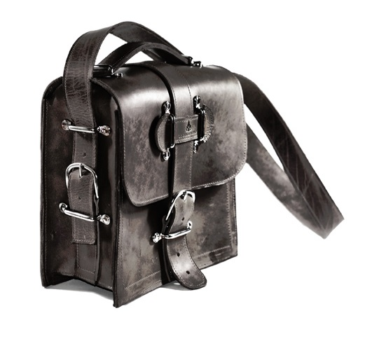 Rugged Leather Camera Bag - Indiana Jones Satchel Messenger Bag - Thumbnail  1 ... ae9a04c1d3756