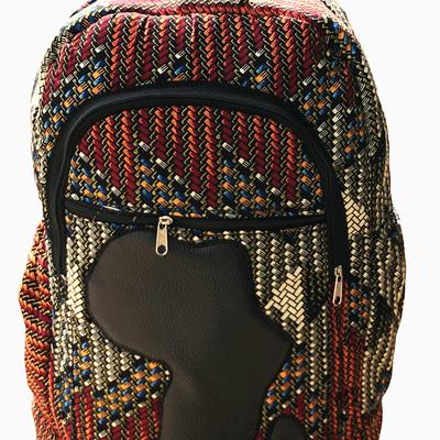 Ankara Backpack Print Backpack Kente Backpack Laptop Backpack Womens Backpack Canvas Backpack Denim Backpack African Print Backpack