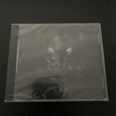 "Satanic warmaster- ""fimbulwinter"" cd"