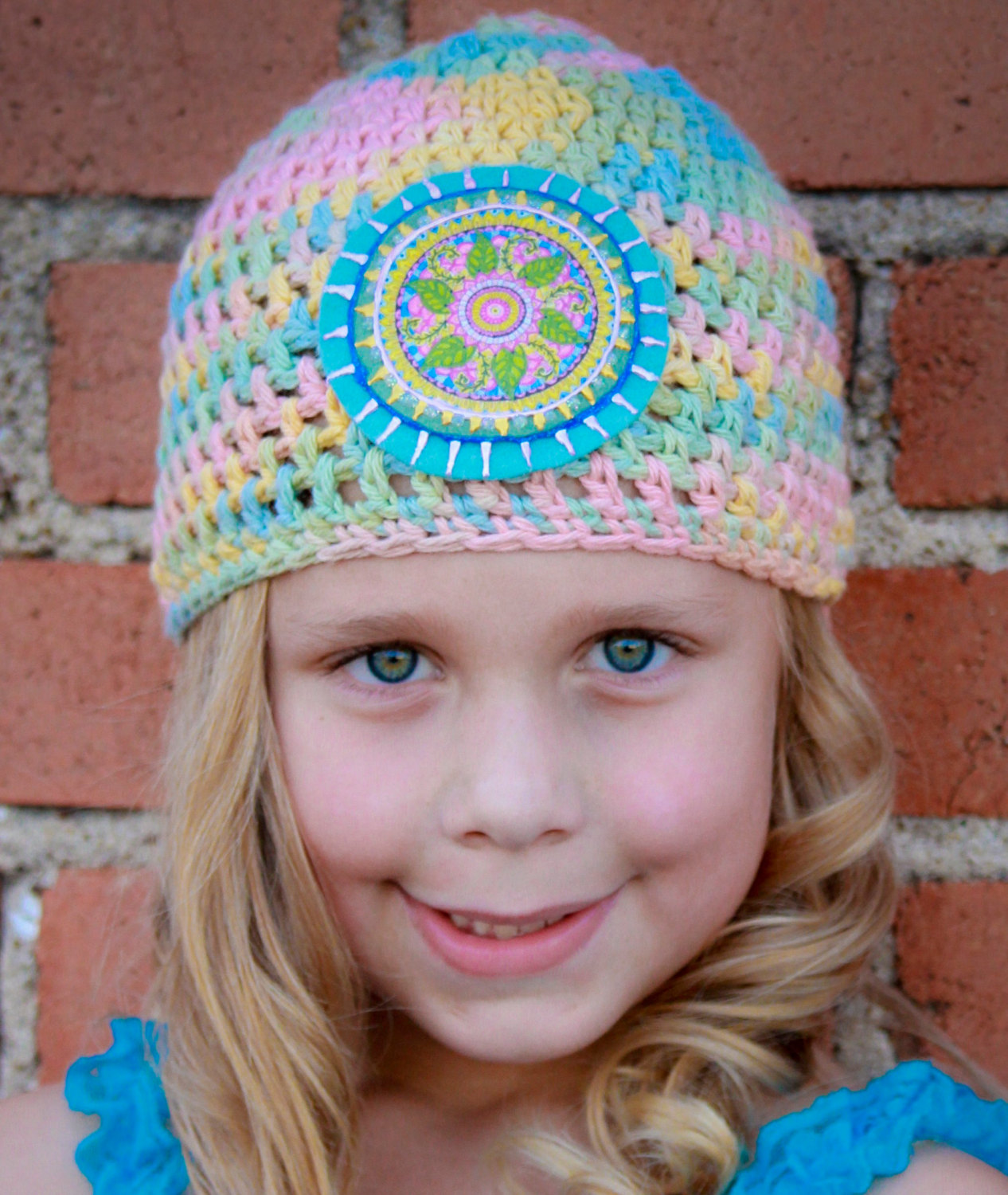 5a7974f668d Pastel Girls Hat